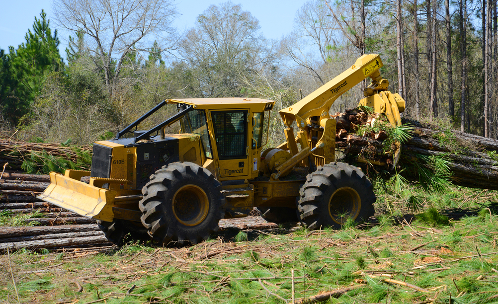 Tigercat introduces 610E skidder